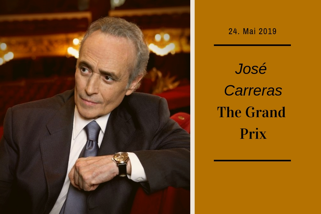 José Carreras The Grand Prix